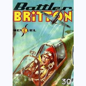 Battler Britton : n° 5, L'As du sabotage