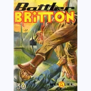 Battler Britton : n° 14, B.B. rencontre Goliath