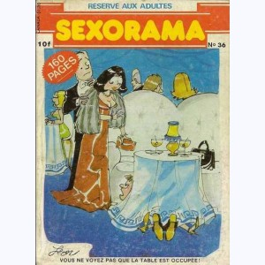 Sexorama : n° 36, Contre la French Connection
