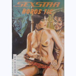 Collection Sexstar : n° 2, Horos Tic