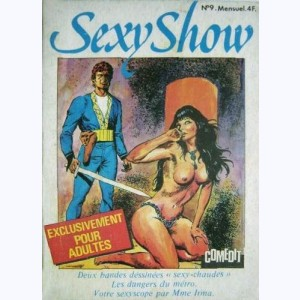 Sexy Show : n° 9, Chang : Le jouet