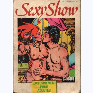 Sexy Show : n° 11, Chang : Sexe et violence