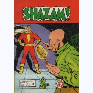 Shazam : n° 13, Captain Marvel : Le requin-marteau