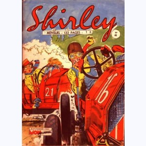 "Shirley : n° 40, ""A"" comme automobile"