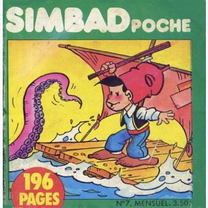 Simbad Poche : n° 7, Le gorille