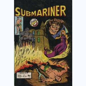 Submariner : n° 13, Qui suis-je ?