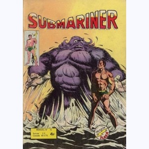 Submariner : n° 15, Le roi des neiges