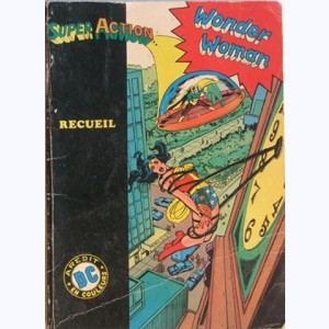 Super Action Wonder Woman (Album) : n° 6001, Recueil 6001 (01, 02)