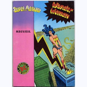 Super Action Wonder Woman (Album) : n° 6003, Recueil 6003 (03, 04)