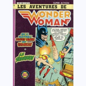Super Action Wonder Woman (Album) : n° 6006, Recueil 6006 (06, 07)
