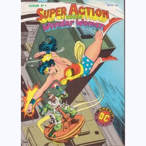 Super Action Wonder Woman (Album) : n° 1, Recueil 1 (14, 15)