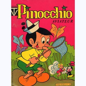 Collection TV : n° 15, Pinocchio aviateur