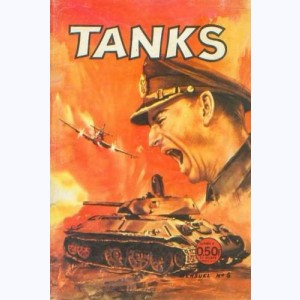 Tanks : n° 5, Floriot l'infaillible