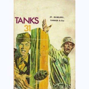 Tanks : n° 31, Le scarabée d'or