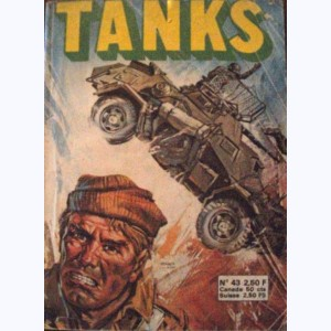 Tanks : n° 43, Le fusil de Lewis Burns