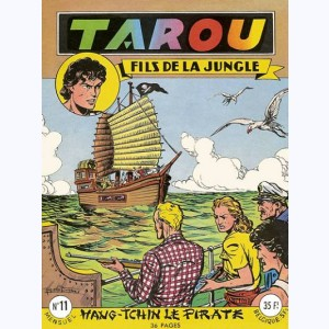 Tarou : n° 11, Hang-Tchin le pirate