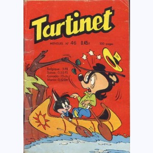 Tartinet : n° 46, La machine à tout faire