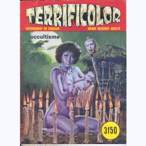 Terrificolor : n° 30, Occultisme
