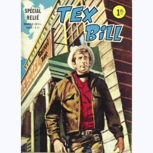 Tex Bill (Album) : n° 273, Recueil 273 (10, 11, 12)