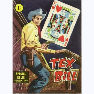 Tex Bill (Album) : n° 284, Recueil 284 (16, 17, 18)