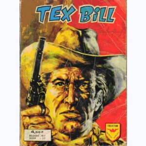 Tex Bill (Album) : n° 4763, Recueil 4763 (89, 90, 91, 92, 93)