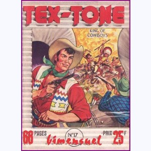Tex Tone : n° 17, Le fuyard de Cork-Valley