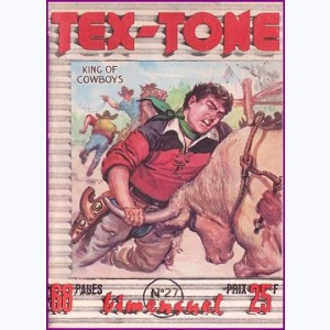 Tex Tone : n° 27, Le coupable