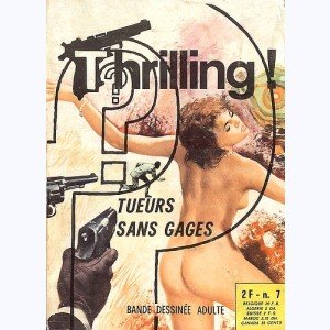 Thrilling : n° 7, Tueurs sans gages