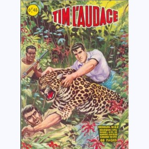 Tim l'Audace : n° 22, Danger ! On tourne