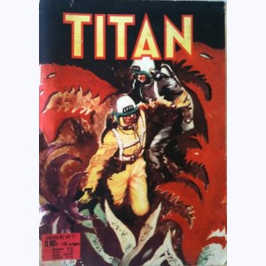 Titan : n° 5, Bombik menace Zukor