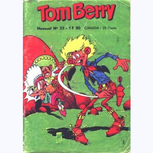 Tom Berry : n° 23, Le secret de la mine