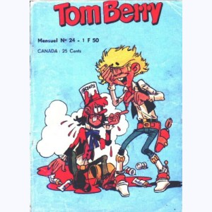 Tom Berry : n° 24, Hercule et le coffre fort