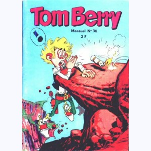 Tom Berry : n° 36, Gold City