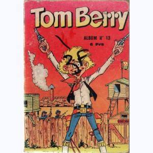 Tom Berry (Album) : n° 13, Recueil 13 (48, 49, 50)
