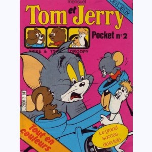 Tom et Jerry Pocket : n° 2, La vocation de Tom