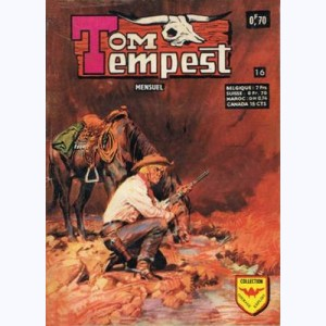 Tom Tempest : n° 16, Le train de Sacramento