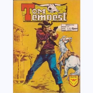 Tom Tempest : n° 26, La terre tremble