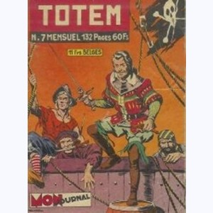 Totem : n° 7, Capitaine Blood