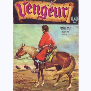 Vengeur : n° 29, Fulgor : Chasse impériale