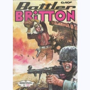 Battler Britton : n° 146, L'avion sans pilote