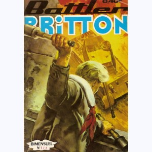 Battler Britton : n° 172, Le tunnel des sables