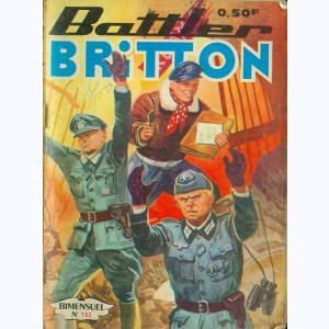 Battler Britton : n° 193, Cible mouvante