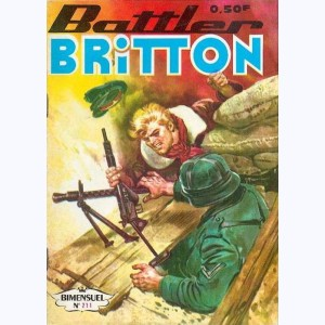 Battler Britton : n° 211, Les novices