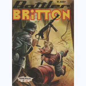 Battler Britton : n° 228, Base avancée