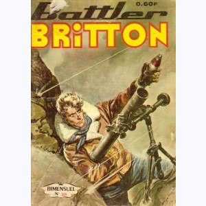 Battler Britton : n° 229, L'outsider