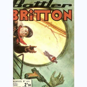 Battler Britton : n° 365, Escadrille internationale