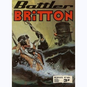 Battler Britton : n° 401, Vengeance birmane