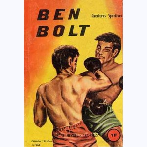 Ben Bolt : n° 3, Un cruel apprentissage