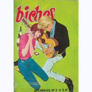Biches : n° 3, Le soliste
