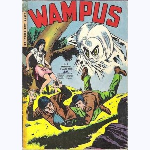 Wampus : n° 6, Toilette du bourreau